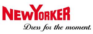 New Yorker logo | Novo mesto | Supernova Qlandia